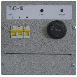 Пульты управления электронагревателями ПУЭ