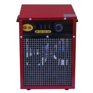 Электрокалорифер (тепловентилятор) КЭВ-6М