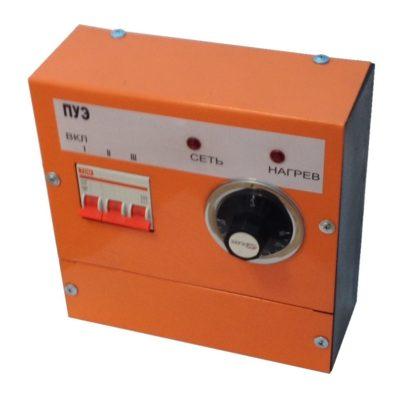 Пульт управления электронагревателями ПУЭ-6 220