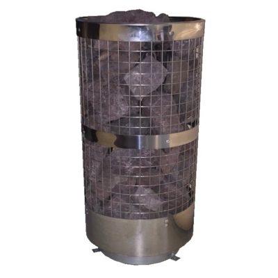 Электрокаменки ЭКМ 3 кВт (бочка)