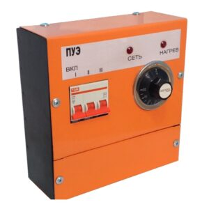 Пульт управления электронагревателями ПУЭ-6 380 Автомат