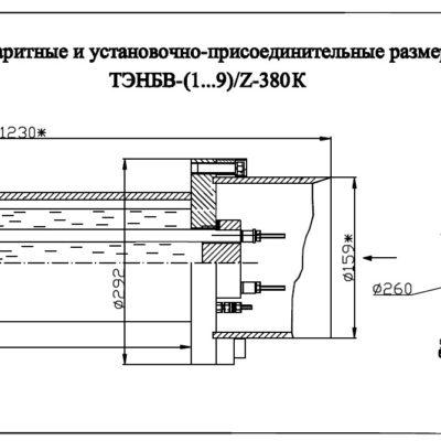 Блок ТЭНБВ-7,5/Z-380К
