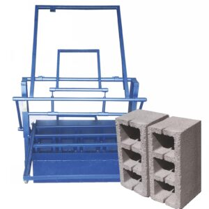 Вибростанки для производства блоков