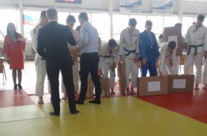 Фото ООО «Равиком-М» выступил генеральным спонсором турнира по дзюдо в г. Миассе