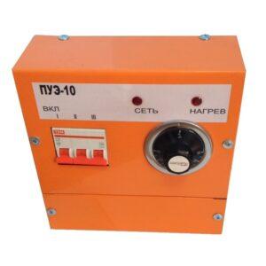 Пульт управления электронагревателями ПУЭ-10 220/380 Автомат