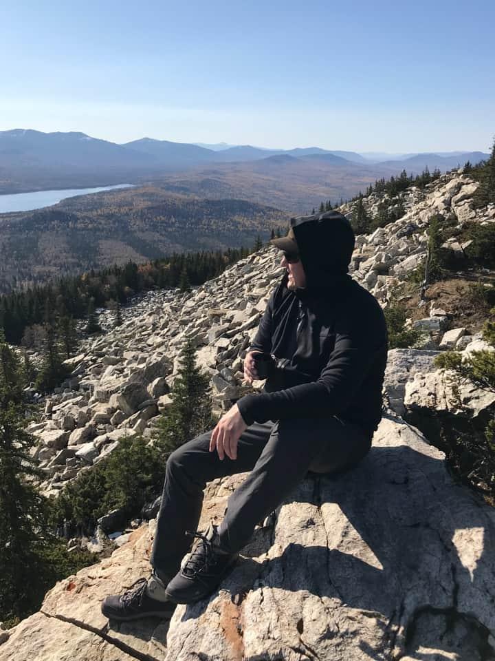 Фото «А нам любые горы по плечу»