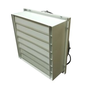 Вентилятор осевой ВО-3,0 с жалюзи