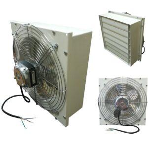 Вентилятор осевой ВО