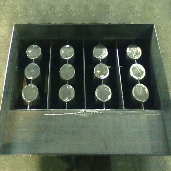 Вибростанок ВСШ-4 (4 блочный, квадратные пустоты)