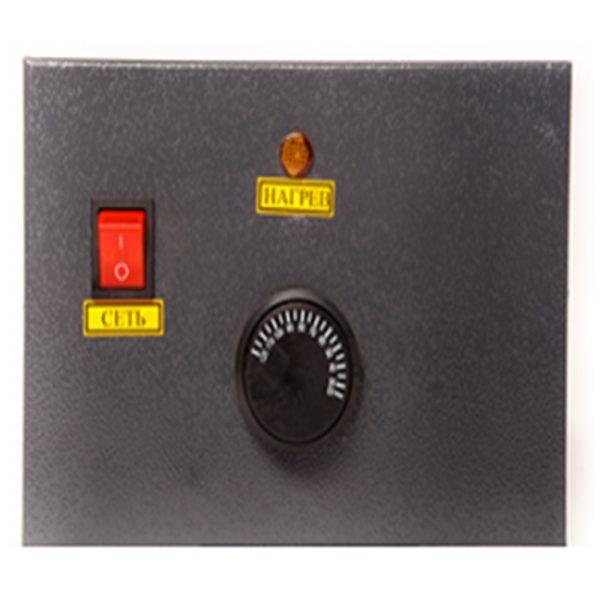 Пульты управления электрокаменками ПУЭКМ