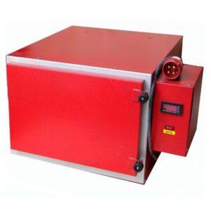 Печь для сушки и прокалки электродов ПСПЭ 90/400М