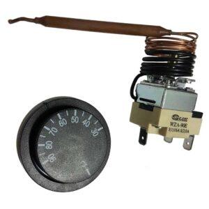 Термостат капиллярный 3фазный 380В