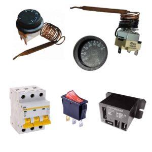 Запасные части к электрокотлам