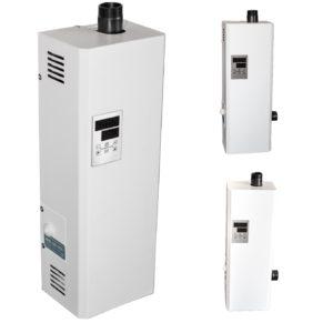 Электрические котлы (водонагреватели) ЭВПМ-М (микропроцессорный пульт)