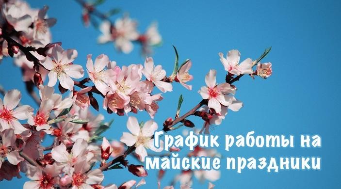1111 1 - Майские праздники