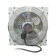 Вентилятор осевой ВО-2,0 с жалюзи